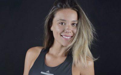 FisioFit Mujer en la revista Hola. Caroline Correia
