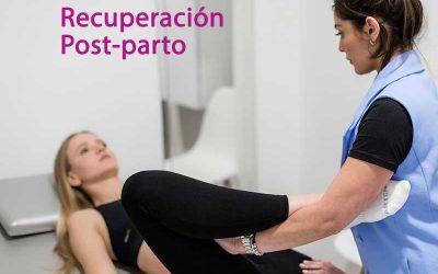 Recuperación Post-parto : Objetivos