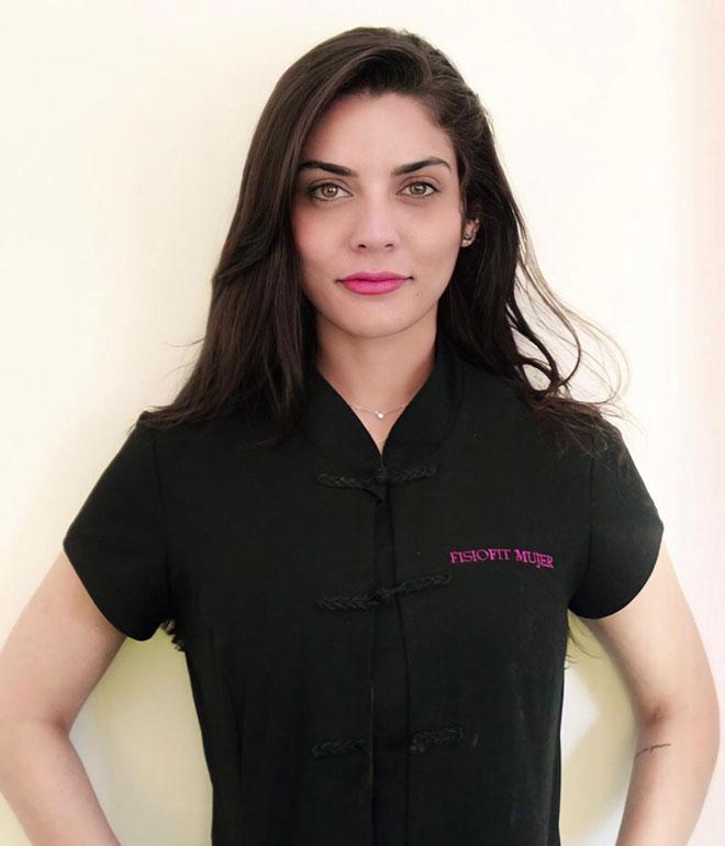 Carol Correia Fisioterapia Madrid